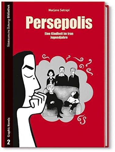 9783866158719: Persepolis: Eine Kindheit im Iran & Jugendjahre