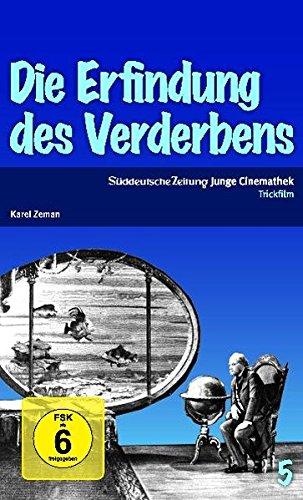 9783866159129: Die Erfindung des Verderbens: Junge Cinemathek [Alemania] [DVD]