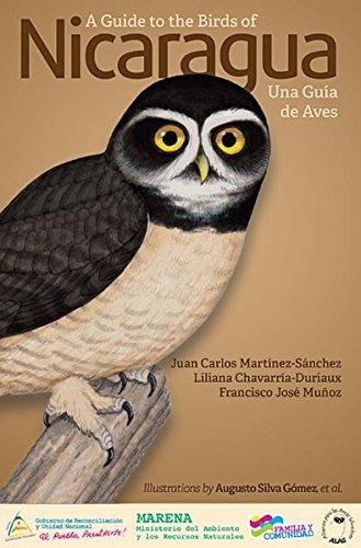 9783866171183: A Guide to the Birds of Nicaragua - Una Guía de Aves