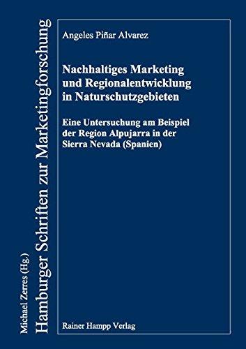 Nachhaltiges Marketing und Regionalentwicklung in Naturschutzgebieten