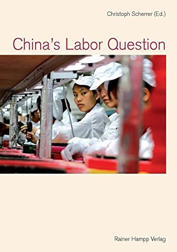 China's Labor Question (Paperback)