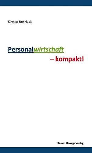 9783866186460: Personalwirtschaft - kompakt!