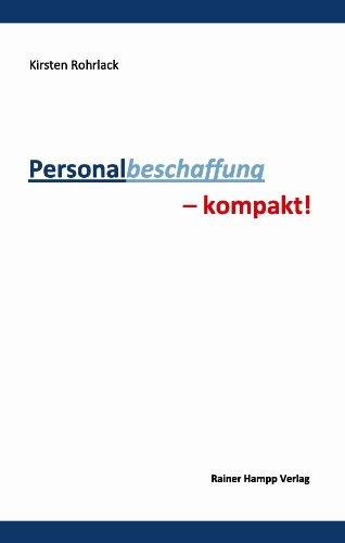 9783866188068: Personalbeschaffung - kompakt!