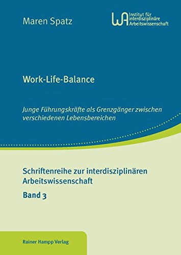 9783866188846: Work-Life-Balance