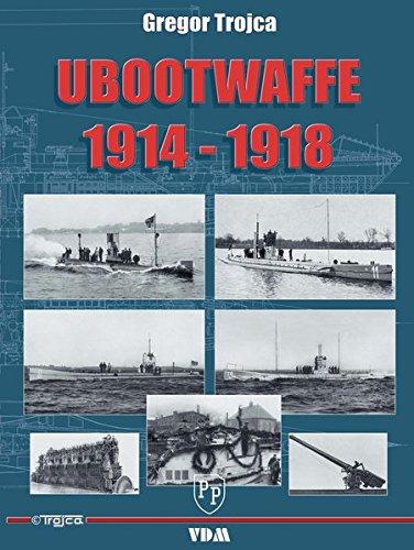 9783866190870: UBOOTWAFFE 1914-1918