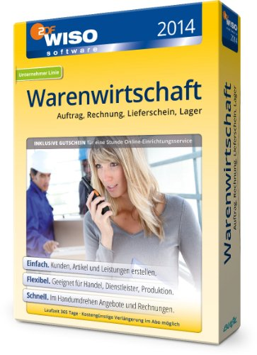 9783866214378: Buhl Wiso Warenwirtschaft 2014 [import allemand]