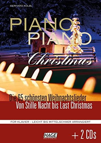 9783866260382: Piano Piano Christmas - Weihnachtslieder für Klavier