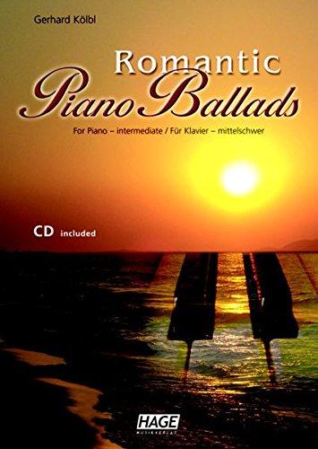 9783866260610: Romantic Piano Ballads