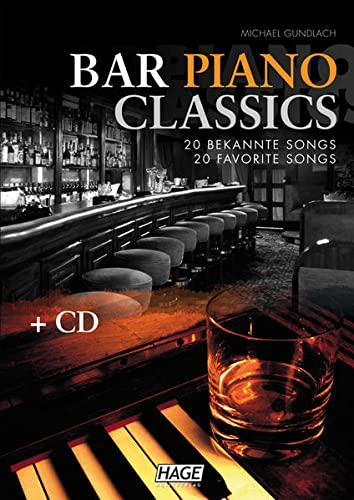 9783866261297: Bar Piano Classics mit CD