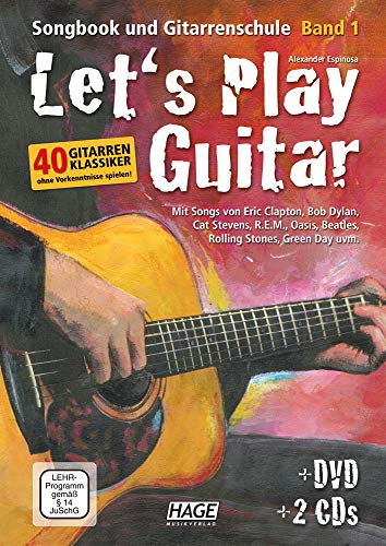 9783866261587: Let's Play Guitar
