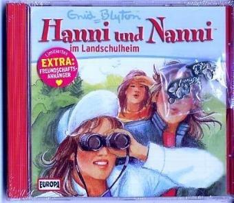 9783866291140: Hanni und Nanni - CD / Hanni und Nanni - im Landschulheim