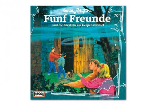 9783866294721: Sony Music Europa Fünf Freunde CD Folge 70 - Rückkehr zur Gespensterinsel