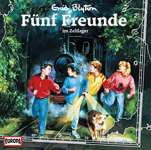 9783866296398: F�nf Freunde 02 im Zeltlager. CD