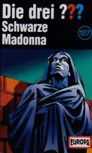 9783866296756: Die Drei ??? - MC: Die drei Fragezeichen - Schwarze Madonna, 1 Cassette: FOLGE 127