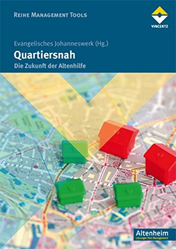 9783866301832: Quartiersnah: Die Zukunft der Altenhilfe