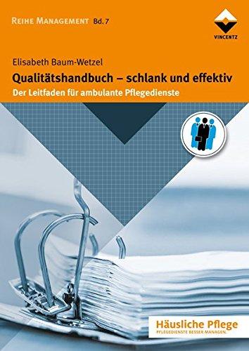 9783866303102: Qualitätshandbuch - schlank und effektiv