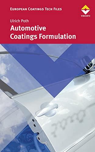 9783866309043: Automotive Coatings Formulation