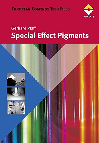 9783866309050: Special Effect Pigments