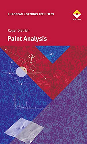 9783866309128: Paint Analysis: The Textbook for Education and Practice (European Coatings Tech Files)