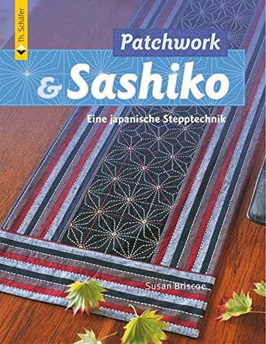 Patchwork & Sashiko: Susan Briscoe