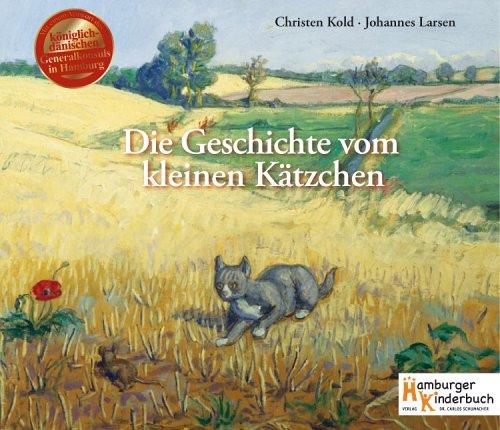 9783866310018: Die Geschichte vom kleinen Kätzchen: Historien om Lille Mis