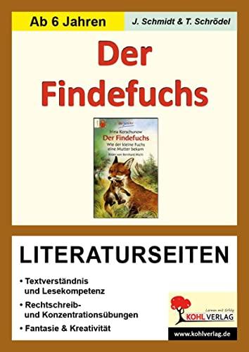 Der Findefuchs Literaturseiten