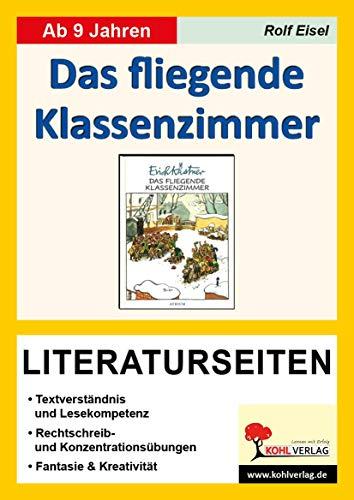 9783866321557: Das fliegende Klassenzimmer / Literaturseiten