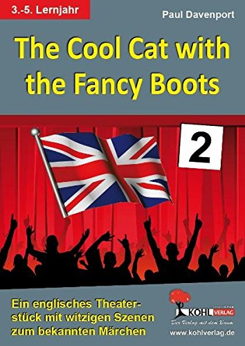 9783866322721: The Cool Cat with the Fancy Boots (Band 2)