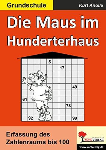9783866322776: Die Maus im Hunderterhaus: 100 Kopiervorlagen