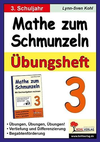 9783866325470: Mathe zum Schmunzeln - Übungsheft / 3. Schuljahr
