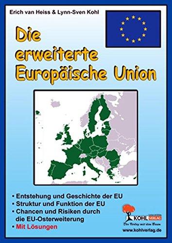 9783866326507: Die erweiterte Europäische Union