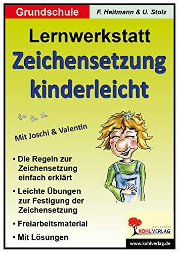 9783866327238: Lernwerkstatt - Zeichensetzung kinderleicht / Grundschulausgabe