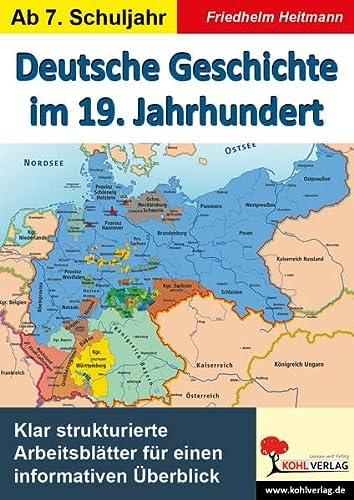 9783866328013: Deutsche Geschichte im 19. Jahrhundert