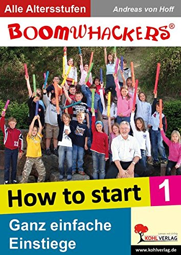 9783866328044: Boomwhackers - How To Start
