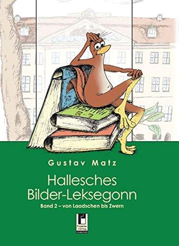 9783866344099: Hallesches Bilder-Leksegonn 2