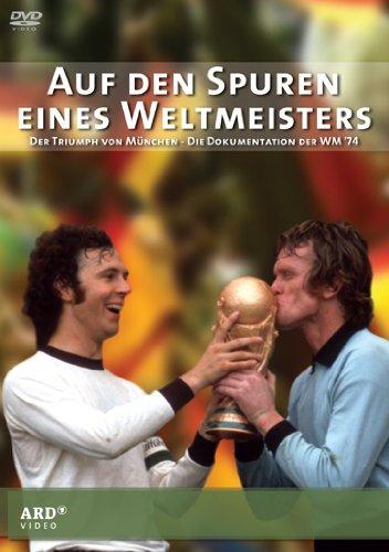 9783866350175: Auf den Spuren eines Weltmeisters, 1 DVD-Video