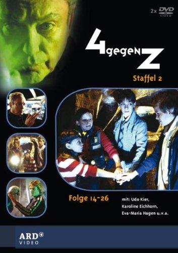 9783866350908: 4 gegen Z: Staffel 02 [Alemania] [DVD]