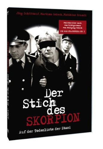 9783866351455: Der Stich des Skorpion [Alemania] [DVD]