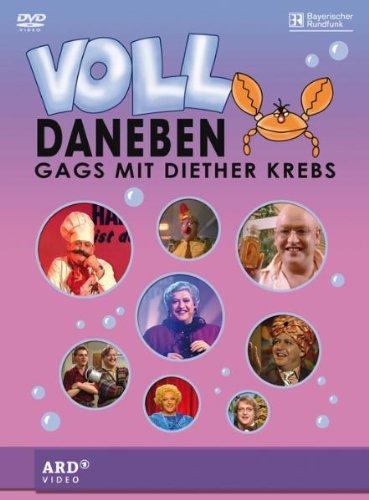 9783866351585: Voll Daneben - Gags mit Diether Krebs: - Keine Info - [Alemania] [DVD]