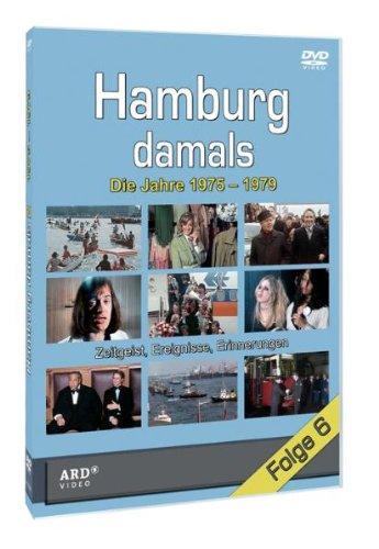 9783866351660: Hamburg damals: Folge 6 / Die Jahre 1975-1979 [Alemania] [DVD]