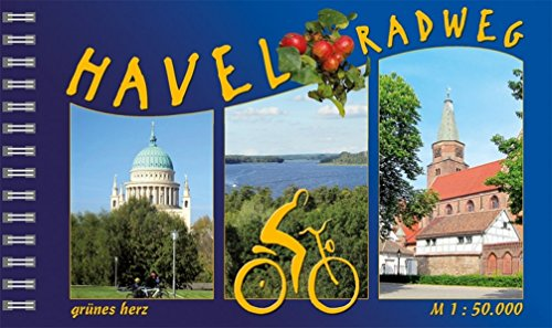 9783866361393: Havel-Radweg