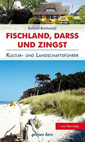 Reiseführer Fischland, Darß, Zingst: Roland Buchwald