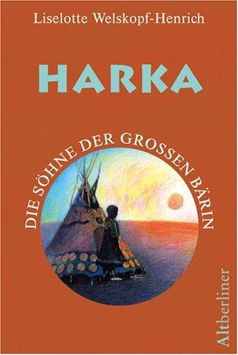 9783866379718: Harka. Die Söhne der grossen Bärin 1