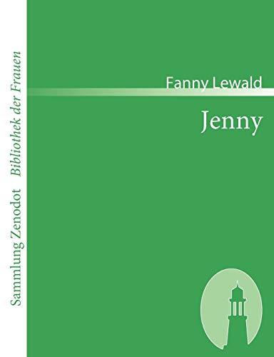 9783866401990: Jenny: Von der Verfasserin von Clementine (Sammlung Zenodot\Bibliothek Der Frauen)
