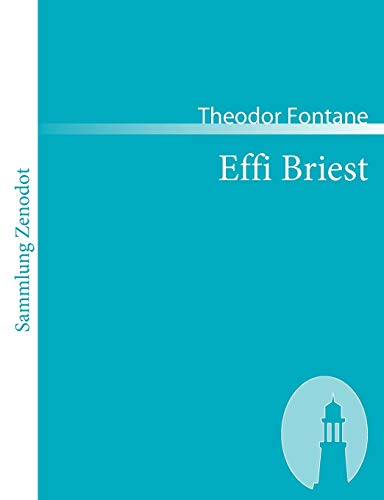 9783866402591: Effi Briest (Sammlung Zenodot) (German Edition)