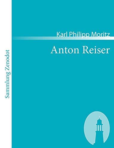 9783866402676: Anton Reiser (Sammlung Zenodot) (German Edition)