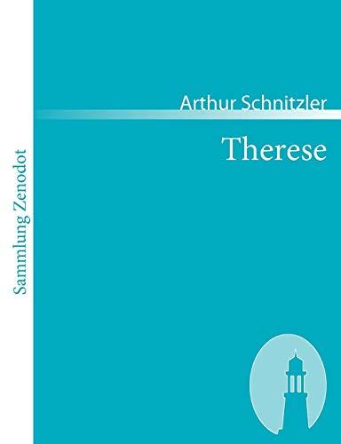 9783866402980: Therese (Sammlung Zenodot) (German Edition)