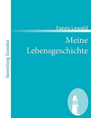 9783866403550: Meine Lebensgeschichte (Sammlung Zenodot)