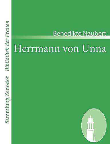 9783866403826: Herrmann von Unna: Eine Geschichte aus den Zeiten der Vehmgerichte (Sammlung Zenodot\Bibliothek Der Frauen)
