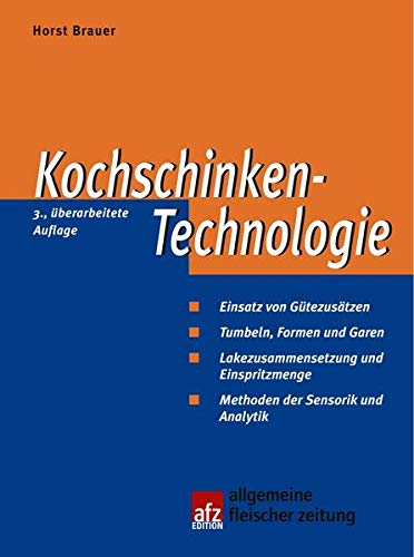 Kochschinken-Technologie: Horst Brauer